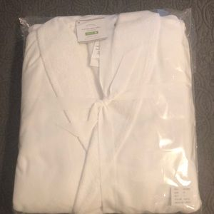 Other - Brand new Pottery Barn Cotton spa robe medium